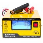 Autonabíječky, podporovaná napětí baterie: 6V / 8V / 12V / 14V / 16V / 24V (pulzní dynamika), t.j. nabíjení auto batériíí 6/12V, 12/24V nebo 6V - 24V.