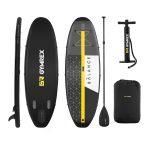 Vodní sporty, paddleboardy, čluny