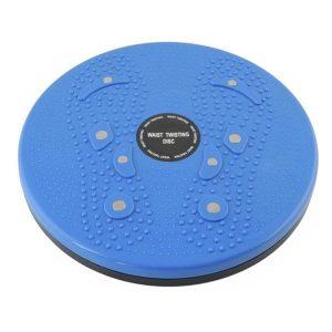 Rotační disk na cvičení | Twister rychle rozvíjí stehenní a bederní svaly a zeštíhluje pás. Zabudované magnety, které stimulují krevní oběh.